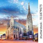 Vienna - St. Stephen