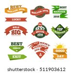 web selling discount offer... | Shutterstock . vector #511903612