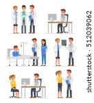 doctors characters set. doctors ...