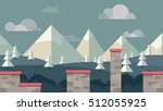 seamless background for games...   Shutterstock .eps vector #512055925