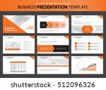page layout design template for ... | Shutterstock .eps vector #512096326
