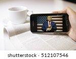 lendelede belgium november 8th... | Shutterstock . vector #512107546