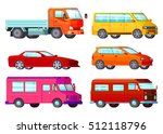 colored and isolated orthogonal ... | Shutterstock .eps vector #512118796