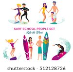 Surf School For Adult And Kids...