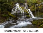 Panther Creek Falls In Gifford...