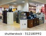 khimki  russia   september 03... | Shutterstock . vector #512180992