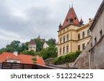 transilvanya  sighisoara... | Shutterstock . vector #512224225