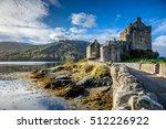 Majestic Eilean Donan Castle On ...