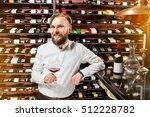 portrait of a handsome... | Shutterstock . vector #512228782