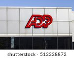 Small photo of Indianapolis - Circa November 2016: ADP Location. ADP is a Provider of Business Outsourcing Services III