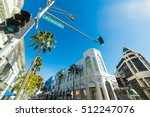 Blue Sky Over Rodeo Drive ...