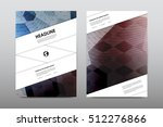 brochure layout template flyer... | Shutterstock .eps vector #512276866