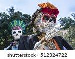 big figures representing... | Shutterstock . vector #512324722