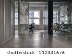 business interior in a loft... | Shutterstock . vector #512331676