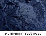 blue rough fabric grunge...   Shutterstock . vector #512349112