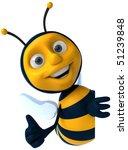 bee   Shutterstock . vector #51239848
