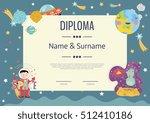 preschool elementary school...   Shutterstock .eps vector #512410186