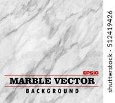 marble vector background | Shutterstock .eps vector #512419426