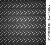 illustration of gray metal... | Shutterstock .eps vector #512443072