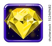 the application icon with gems. ...