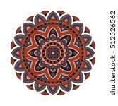 abstract design black white... | Shutterstock .eps vector #512526562