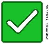 valid checkbox toolbar icon....