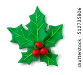 hand made plasticine figure of... | Shutterstock . vector #512735806