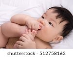 portrait of cute little asian...   Shutterstock . vector #512758162