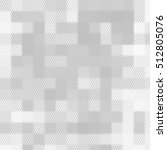 halftone abstract dotted... | Shutterstock . vector #512805076
