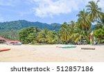 tioman island malaysia  ... | Shutterstock . vector #512857186