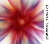 abstrcat colored digital flower   Shutterstock . vector #512871145