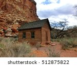 Old Wooden Schoolhouse...