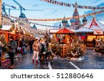 moscow  russia   december  2015 ... | Shutterstock . vector #512880646