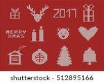 vector illustration of ugly... | Shutterstock .eps vector #512895166