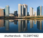 sao paulo landmark   brazil | Shutterstock . vector #512897482