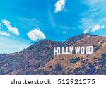 los angeles  california  ... | Shutterstock . vector #512921575