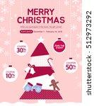 christmas events | Shutterstock .eps vector #512973292