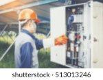 blur photo  engineer or...   Shutterstock . vector #513013246