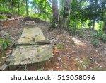 Small photo of Cemetery of aborigine people