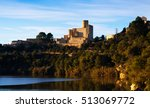 view of castle at castellet i... | Shutterstock . vector #513069772