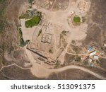 Aerial View Of The...