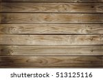 old brown wooden wall  detailed ... | Shutterstock . vector #513125116