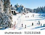 kopaonik  serbia   january 22 ... | Shutterstock . vector #513131068