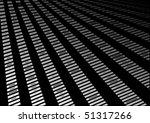 silver vector squared floor | Shutterstock .eps vector #51317266