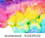 colorful background splash... | Shutterstock . vector #513229132