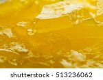 horizontal close up of yellow... | Shutterstock . vector #513236062