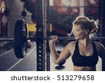 active people sport workout... | Shutterstock . vector #513279658