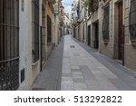 arenys de mar spain may 31 2016 ... | Shutterstock . vector #513292822