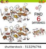 cartoon illustration of finding ...   Shutterstock .eps vector #513296746
