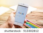 bangkok  thailand   june 23... | Shutterstock . vector #513302812